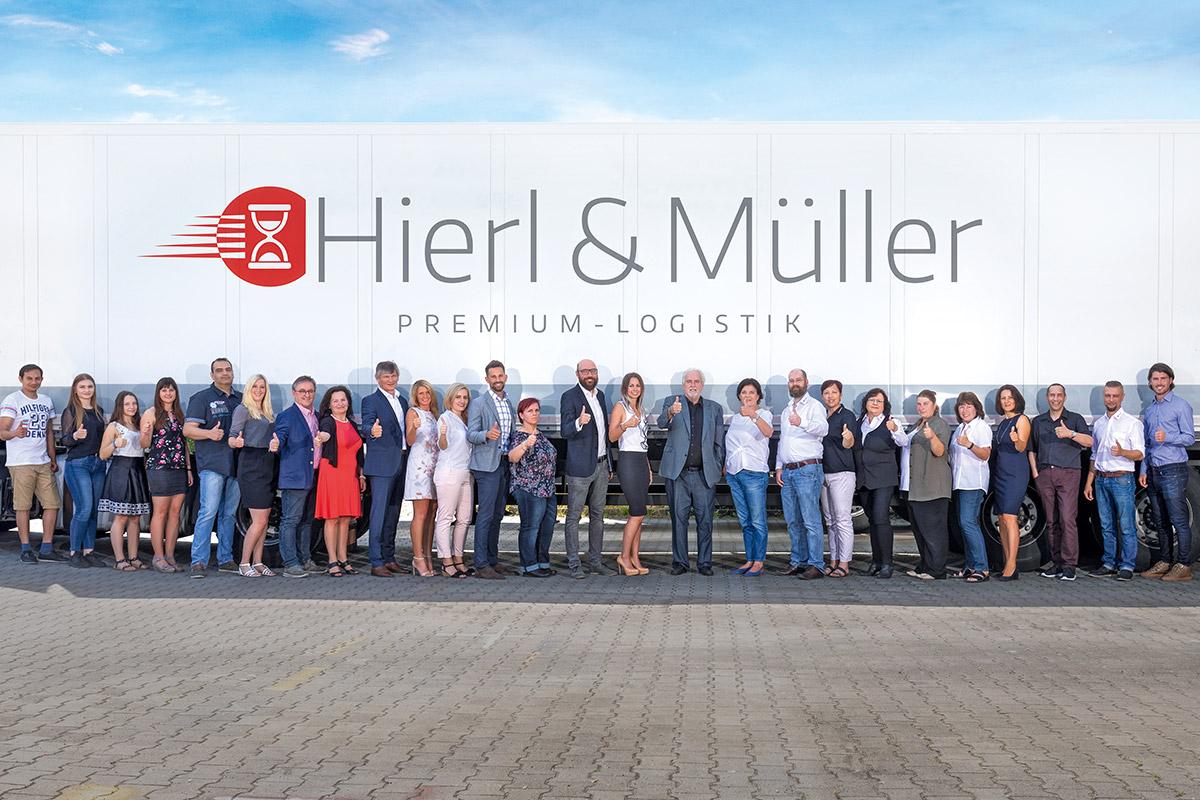 Das Team der Hierl & Müller GbR